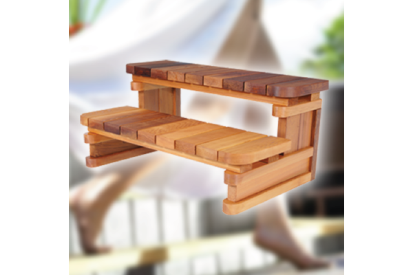 Two-tier-Cedar-Step
