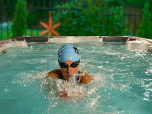 How swimming can improve mental health