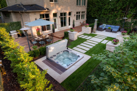 Top 4 Installation Considerations - Hydropool Staffordshire