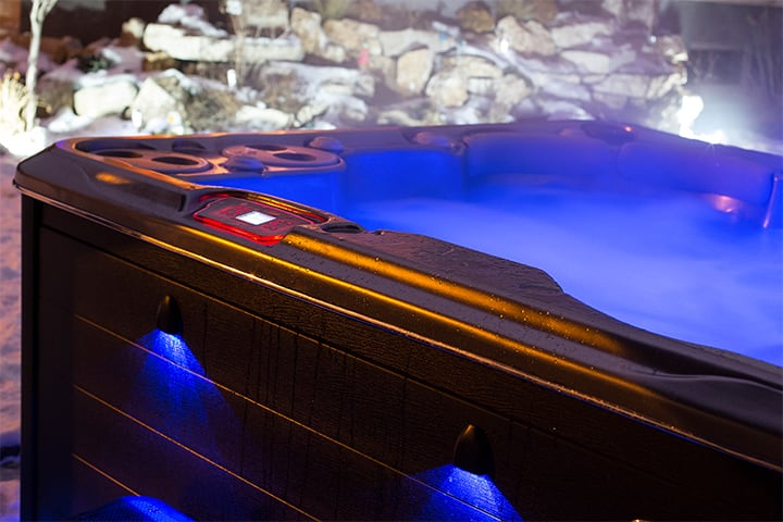 Hydropool Free Hot Tub Package